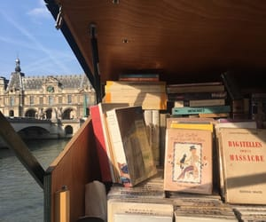 book, aesthetic, and paris image