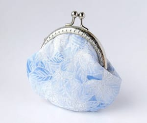 blue, etsy, and purse image
