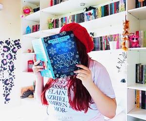book, livros, and sarah j. maas image