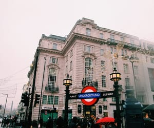 beautiful, london, and travel image