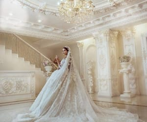 bride, Couture, and fabulous image