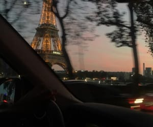 paris, night, and aesthetic image