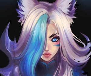 art, cute, and league of legends image