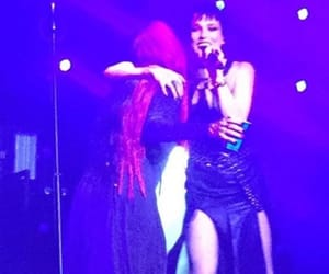 concert, lzzy hale, and ash costello image