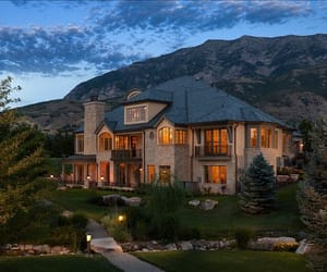 mansion, amazing, and architecture image