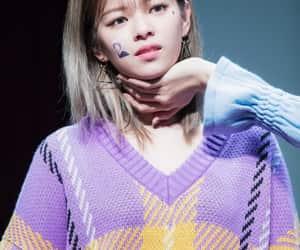 contacts, jeongyeon, and yoo jungyeon image