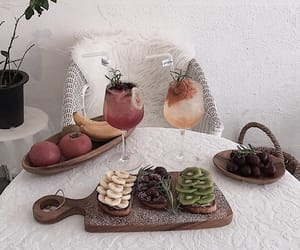 food, drinks, and fruit image