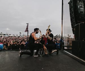 all time low, concert, and jack barakat image
