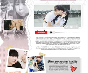 couple, template, and ulzzang image