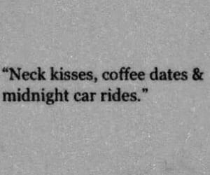 quotes, kiss, and date image