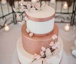 pastel and cake image