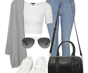 Polyvore, clothes, and outfit image
