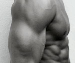 arm, fit, and Hot image