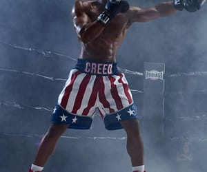 boxing, creed, and movie image