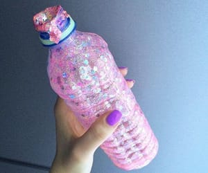 glitter and pink image