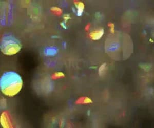 colors, gif, and holography image