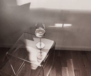 wine, drink, and interior image