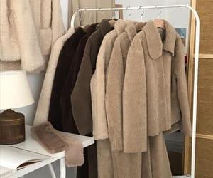 clothes, fashion, and coats image