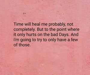 feelings, baddays, and healing image