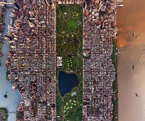 new york, travel, and usa image