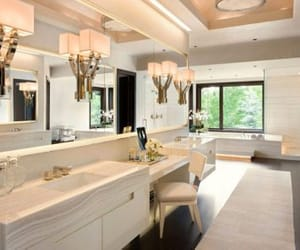 house, bathroom, and home image
