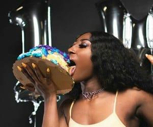 birthday, birthday cake, and birthday girl image