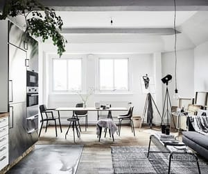 design, gray, and home image