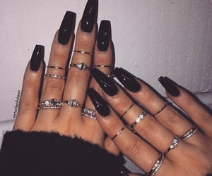 tumblr, nails goals, and claws goal image