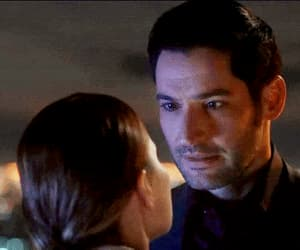 gif, otp, and lucifer image