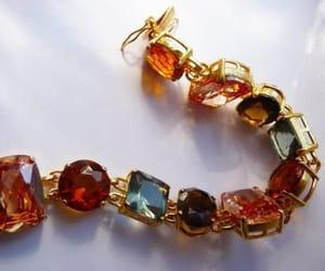 etsy, gift for her, and smoky quartz topaz image