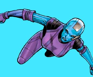 Marvel, nebula, and guardians of the galaxy image