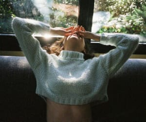 girl, sweater, and tumblr image
