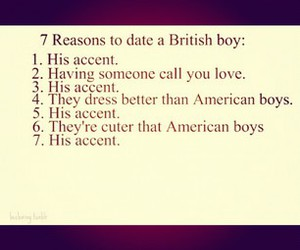 accent, boy, and british image