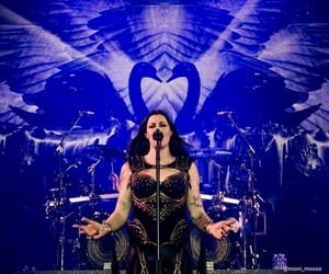 concert, fashion, and symphonic metal image