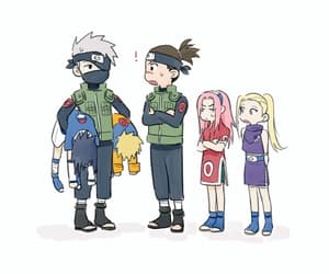 anime, chibi, and ino image