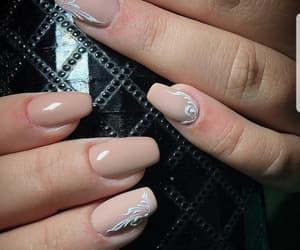 acrylic, gel, and manicure image