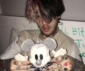 lil peep, lilpeep, and peep image