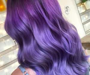 color, hair, and iris image