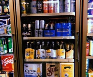 beer and corona extra image