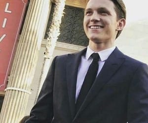 boy, tom holland, and tomholland image