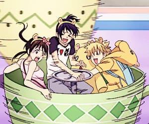 anime, sekki, and god of calamity image