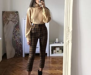 boots, fall fashion, and turtleneck image