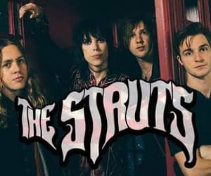 music, the struts, and jed elliott image