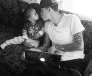 adorable, daughter, and mgk image