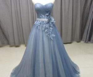 prom dresses cheap and a-line prom dresses image