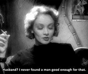gif, 1930's, and Marlene Dietrich image