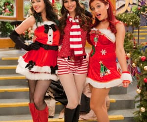 victorious, victoria justice, and ariana grande image