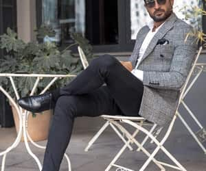 fashion, men's outfit, and men image