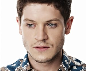 iwan rheon and dylan o'brien image