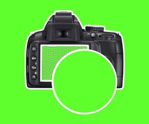 base, camera, and edit image